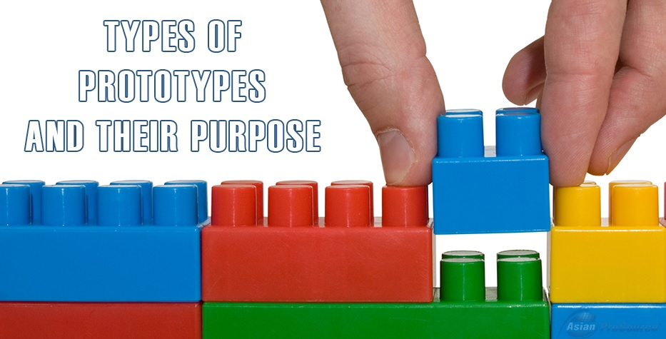 Types of Protoypes Header Image