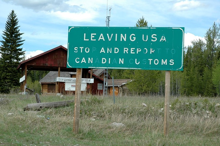 Crossing National Border but Cultural Borders too